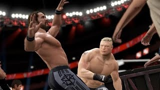 WWE 2K17 - Who's Next Gameplay Trailer