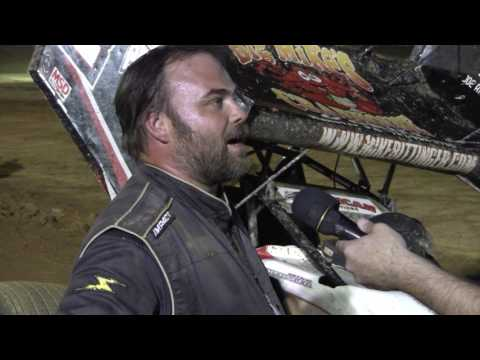 Trail-Way Speedway 358 Sprint Car Victory Lane 09-09-16