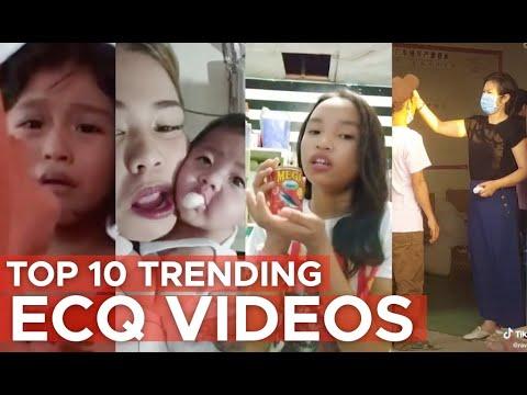SUPER FUNNY! TOP 10 TRENDING QUARANTINE VIDEOS (PHILIPPINES)
