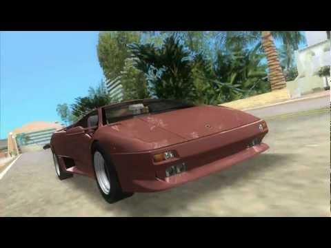 Lamborghini Diablo VTTT Black Revel