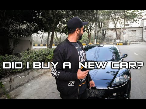 DID I BUY THE RX8?? | Vlog | The Great Mohammad Ali