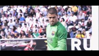 Victor Valdes - Welcome To Manchester United 2015 HD
