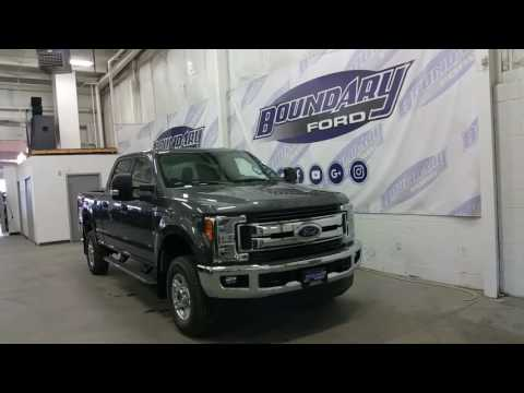 2017 Ford F-250 Superduty XLT W/ 6.2L V8 Engine Review | Boundary Ford