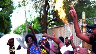 1Xtra in Jamaica - Frenz For Real Street Freestyle