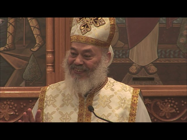 The Prodigal Son (English Sermon) Fr. Raphael Hanna