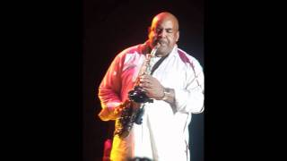 Gerald Albright - Georgia on my Mind (LIVE in Kettering)