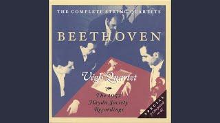 String Quartet No. 15 in A Minor, Op. 132: III. Heiliger Dankgesang eines Genesenden an die...