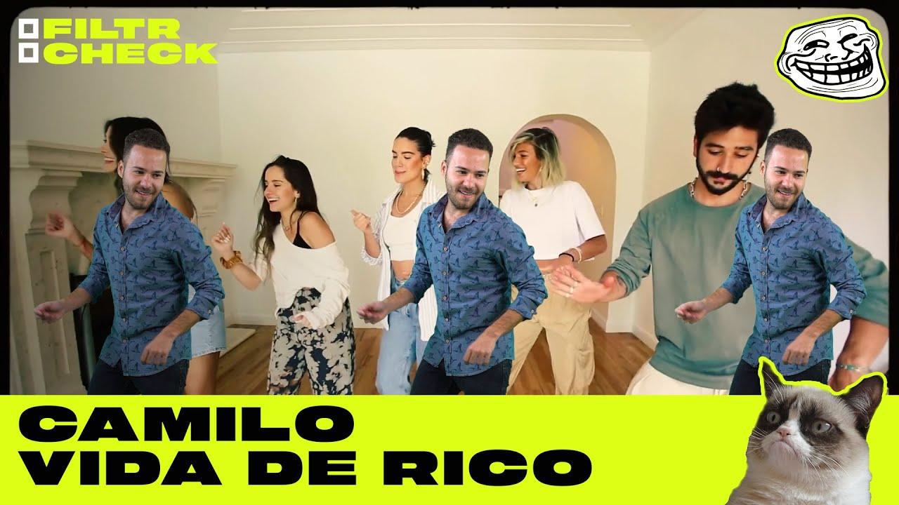 Vida de Rico de Camilo passa pelo FILTR CHECK com Victor Oliveira
