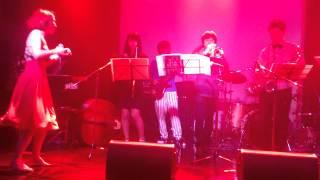 和歌山大学のジャズ研究部のアンクルジャムと マイコのコラボ!