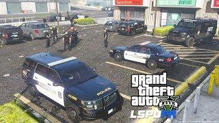 GTA 5 LSPDFR Police Manhunt For Wanted Criminal