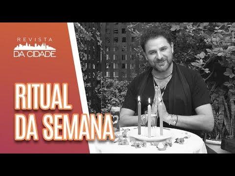 RITUAL DA SEMANA: Como Atrair O Amor - Revista Da Cidade (21/05/18)