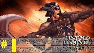 Untold Legends: Brotherhood of the Blade - Part 01