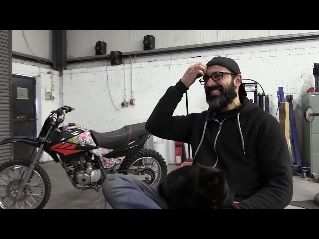 Precision Customs First Ever Interview By Michael Croghan Photography