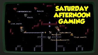SubSpace Continuum (PC) - L337 Space Pwnage - Saturday Afternoon Gaming