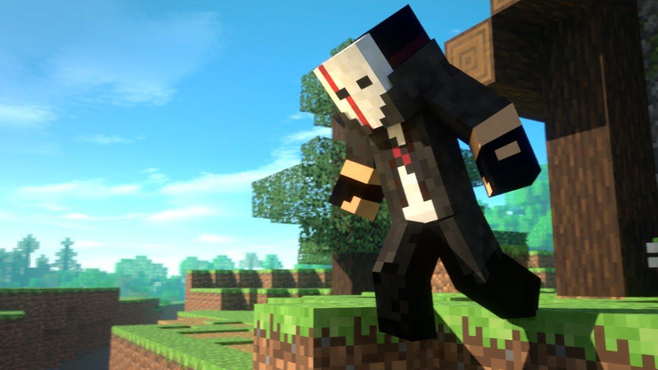 Mineshaft: DELETED SCENE (Minecraft Animation)