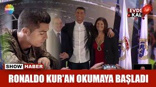 Ronaldo Kuran okumaya başladı