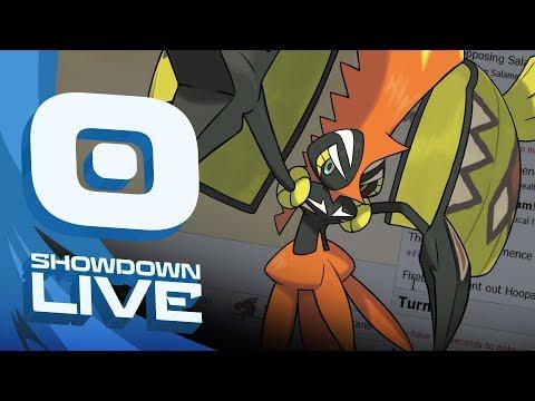 """GALVANIZE TAPU KOKO"" Pokemon Ultra Sun & Moon! Inheritance Showdown Live w/PokeaimMD"