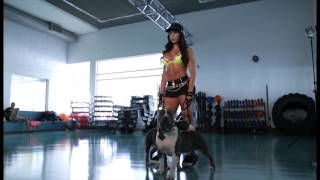 Pit Bull Jeans - Gracyanne Barbosa - Making of - Campanha Fitness