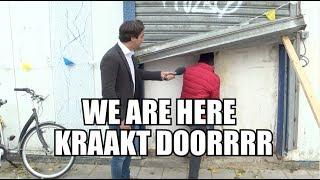 Vrijstaat Amsterdam: wéér pand gekraakt door illegalen