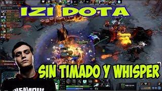 PARTIDA IZI PARA INFAMOUS SIN TIMADO Y WHISPER VS BRAXSTONE  KINGS CUP / DOTA 2