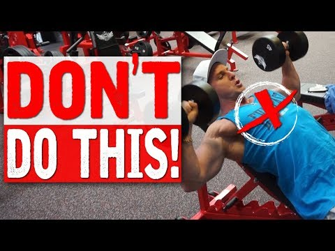3 REASONS YOUR CHEST WONT GROW!
