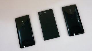 So Sánh 3 Flagship đình đám nhà Sony - Sony Xperia XZ1/XZ2/XZ3 - Chọn máy nào?