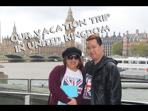 Cardiff and London Vacation 2015 (UK)