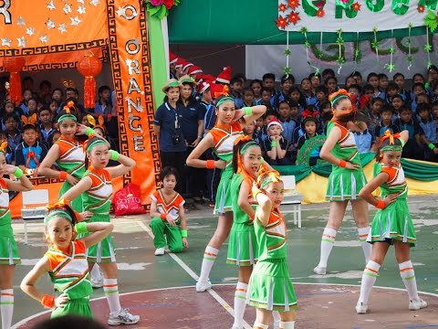 Bangkok Bilingual School Sports Day 2015