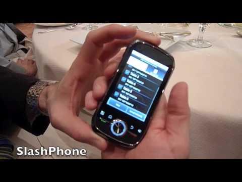 Motorola i1 PTT Android phone Sprint.m4v