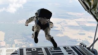 Air Force Para Jumper (PJ) Training