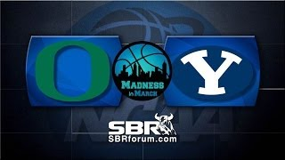 NCAA Tournament Picks: Oregon Ducks vs. BYU Cougars