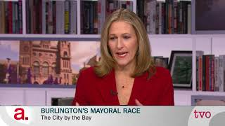 Burlington's Mayoral Race