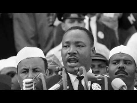 Martin Luther King March On Washington
