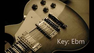 Blues Backing Track in Ebm