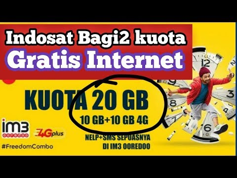 Cara Jebol kuota gratis internet tiap bulan terbaru