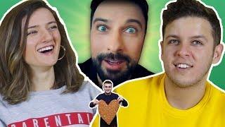 Gençlerin Tepkisi: Şubat Viral Videoları (BASE 42