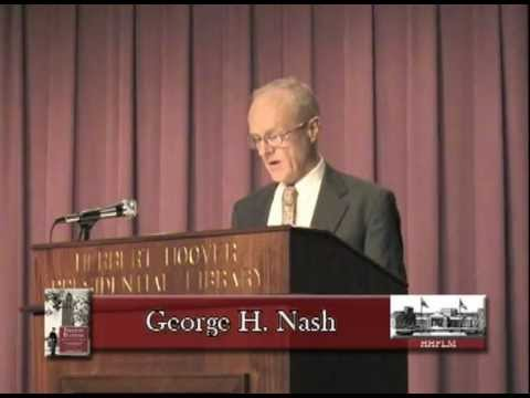 """George H. Nash on """"Freedom Betrayed"""" by Herbert Hoover"""