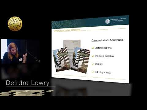 Deirdre Lowry - 'Anti Money Laundering & Countering the Financing of Terrorism'