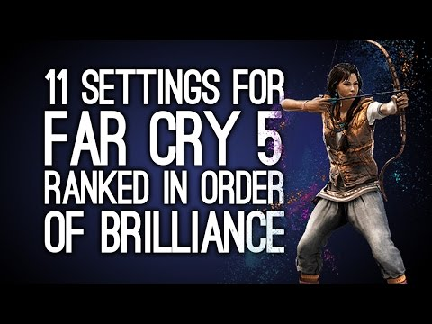 11 Far Cry 5 Settings Ranked in Order of Brilliance