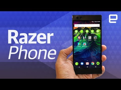 Razer Phone hands-on
