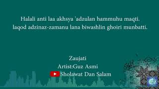 Video Zaujati - Gus Azmi + Lirik | Sholawat dan Ngaji download MP3, 3GP, MP4, WEBM, AVI, FLV Juni 2018