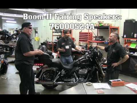 Tech Tip Ted Tuesday Spectra Glo Kit Stage II Harley Davidson Boom Audio