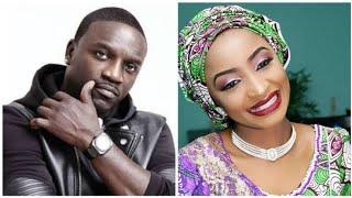 Shin Da Gaske Ne Rahama Sadau Tana Soyayya Da Mawaki Akon  Kannywood News  HausaTop News