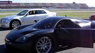 Chrysler ME412 Concept Videos