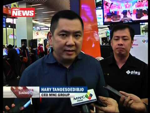 MNC Play Dukung Counter Strike Online World Championship 2015 | Indonesia Siang MNC News, 8-11-2015