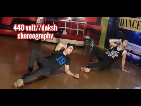 440 volt bollywood style choreographed by daksh...