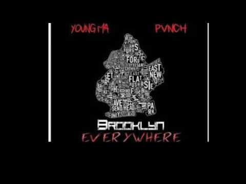 Pvnch & Young M.A - Brooklyn Everywhere (bass...