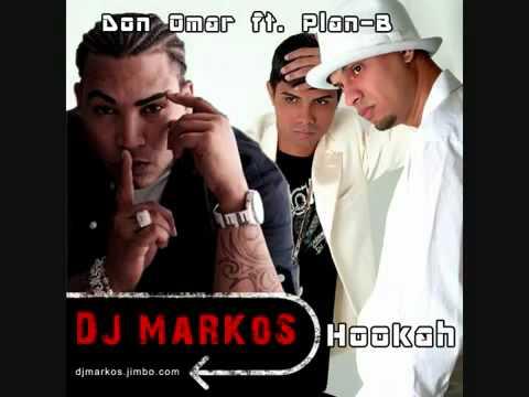 Don Omar y Plan b hookah