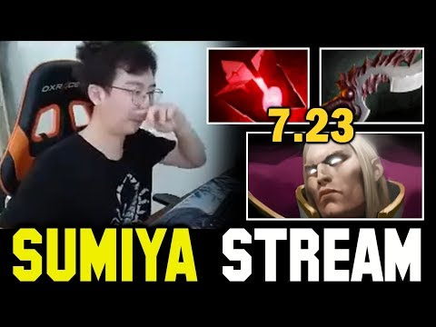 SUMIYA Invoker Experimental Build Bloodstone & Abyssal Blade | Sumiya Invoker Stream Moment #1149