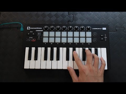 Symphony - Clean Bandit | Instrumental Cover (Launchkey Mini MKII)